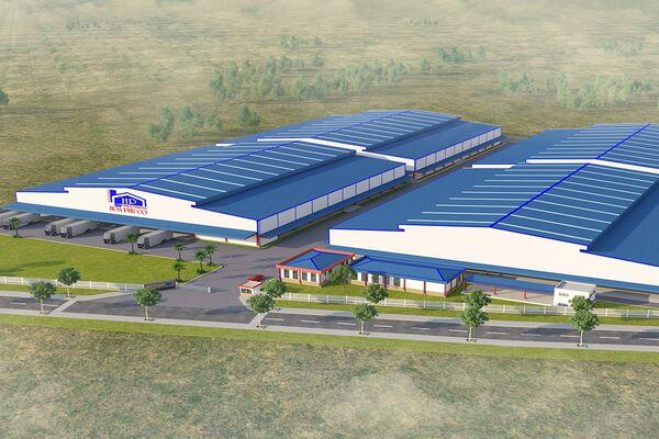 Nhà máy sản xuất Hòa Phú